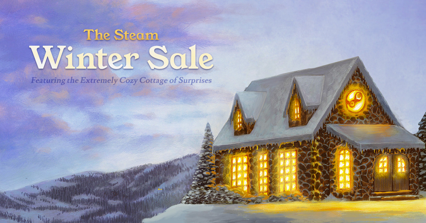 The 2018 Steam Winter Sale has Arrived!