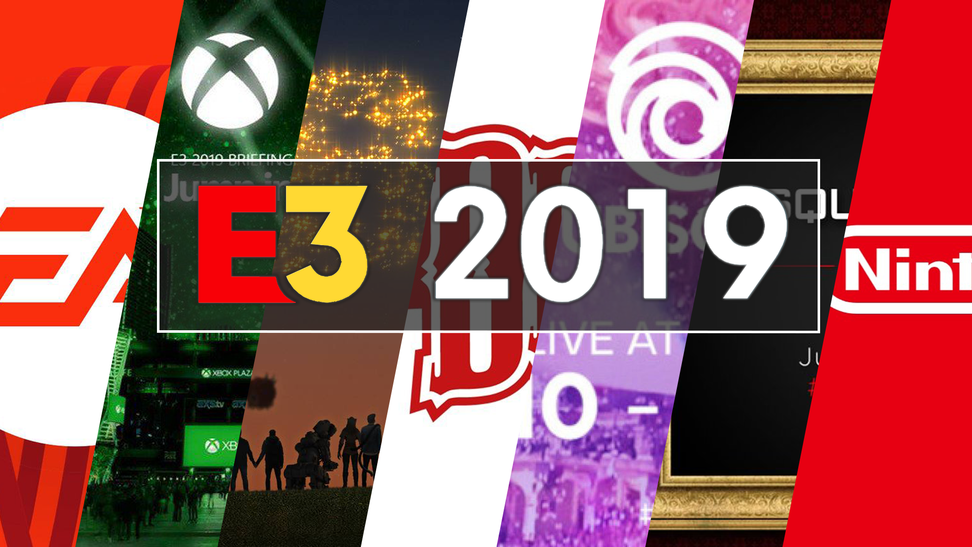 All E3 2019 Announcements and Dates