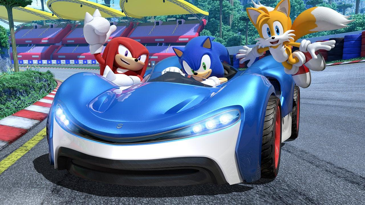 Team Sonic Racing: Sonic is Back in the Racing Game!