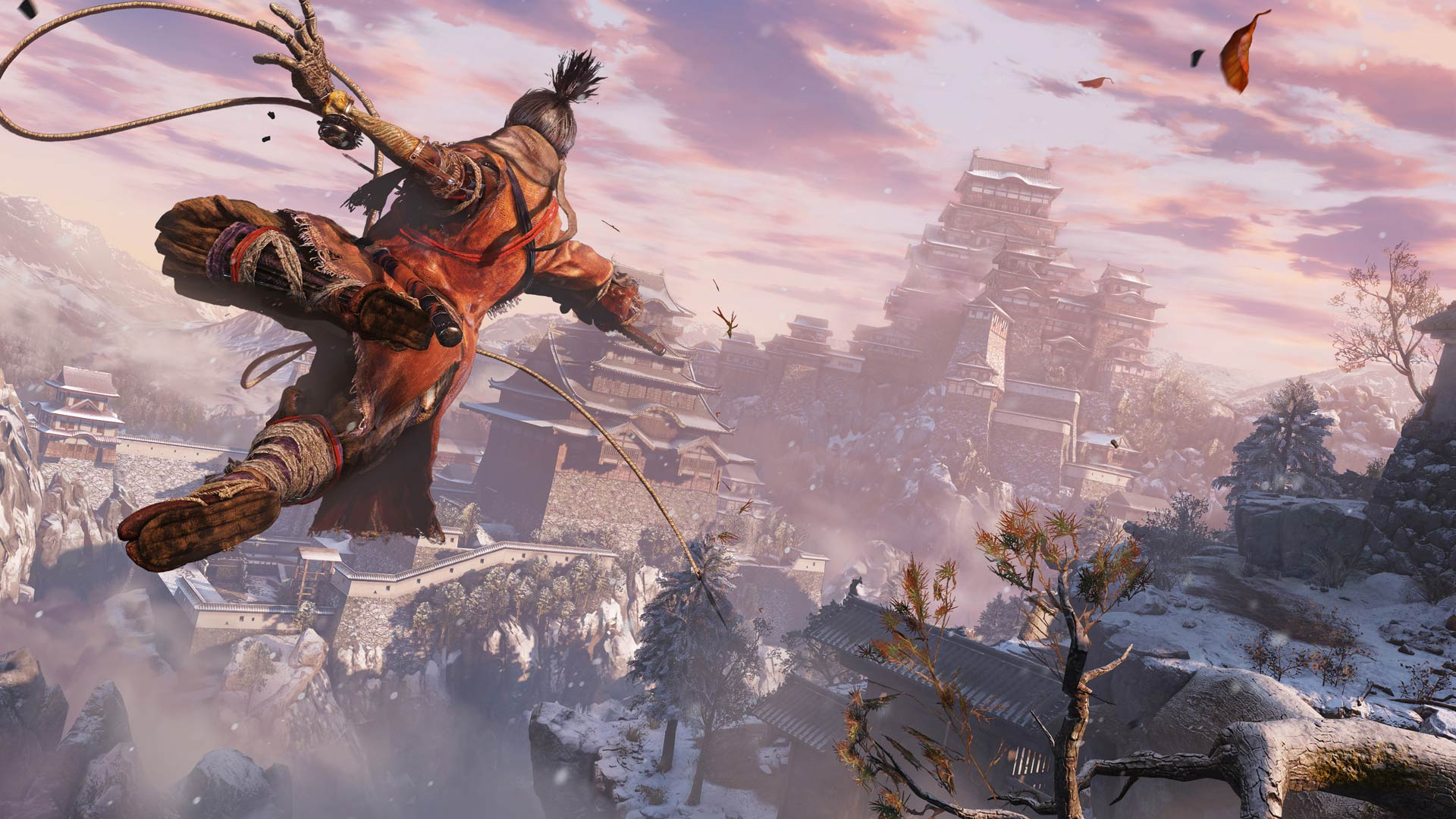 Sekiro Initial Playthrough Review from a Soulsborne Connoisseur