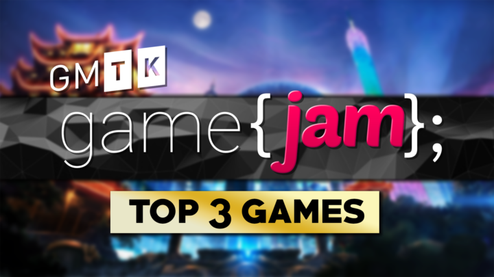 Top 3 Games (not in the top 20) you NEED to watch out for from Game Maker's Toolkit's GMTK Game Jam 2019