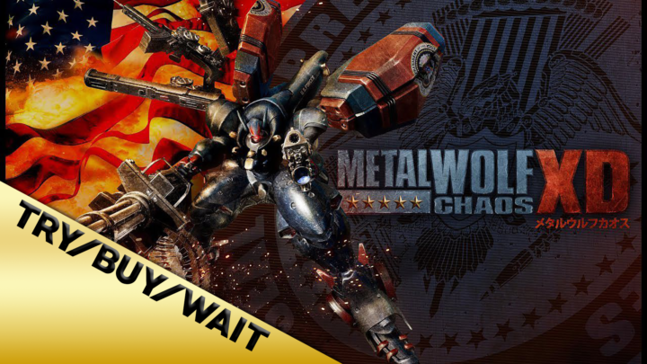 Try/Buy/Wait: Metal Wolf Chaos – Why I Stopped